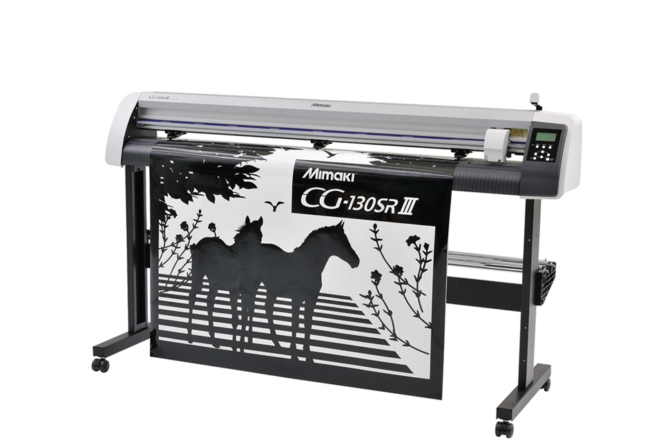 Mimaki CG-130SRIII Cutting Plotter