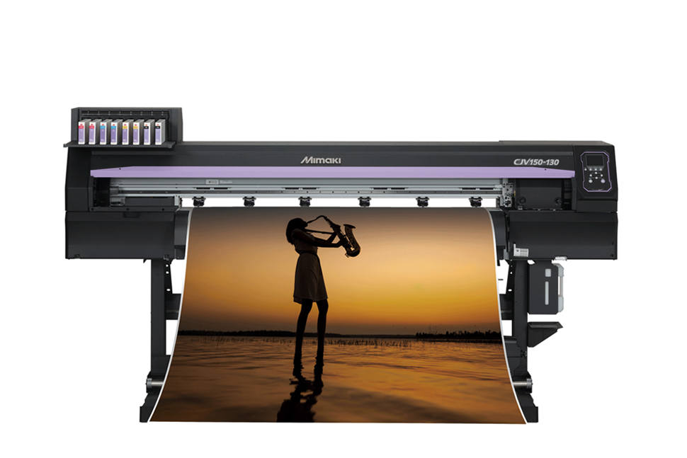 Mimaki CJV150-130 Print and Cut