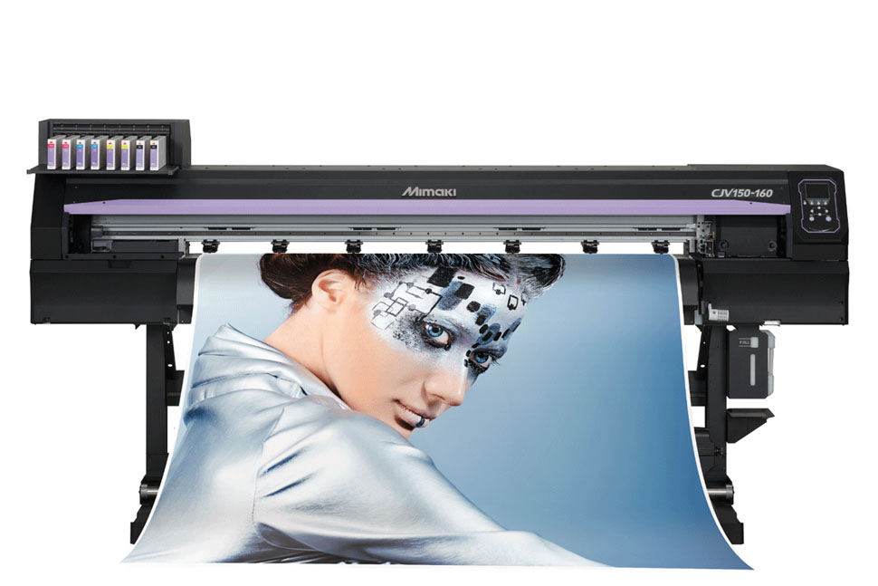 Mimaki CJV150-160 Print and Cut