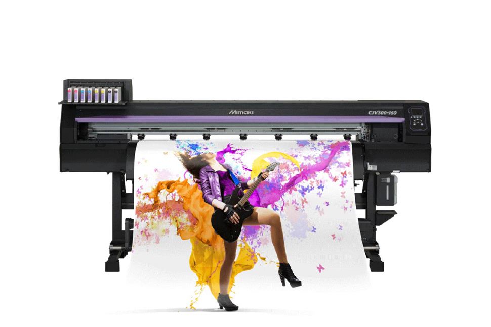 Mimaki CJV300-130 Print and Cut