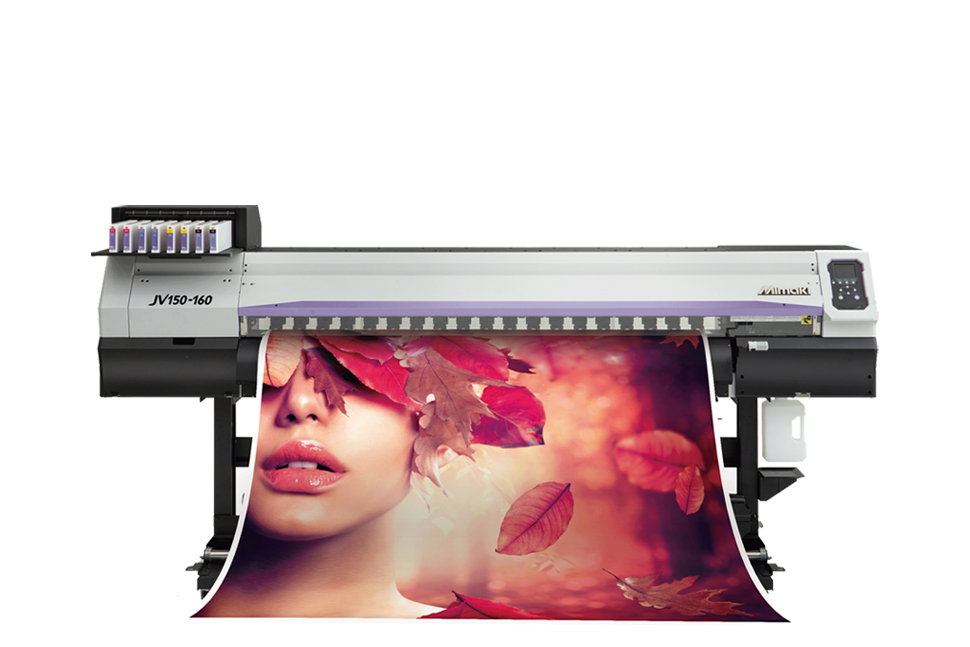 Mimaki JV150-160 Roll to Roll Inkjet Printer