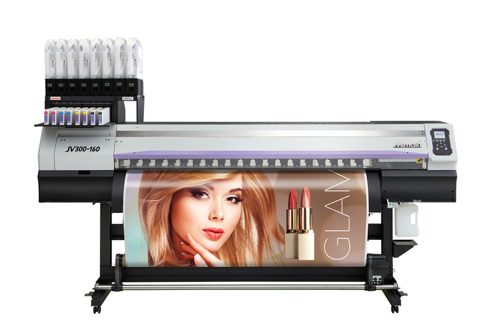 Mimaki JV300-160 Ecosolvent Sublimation Printer
